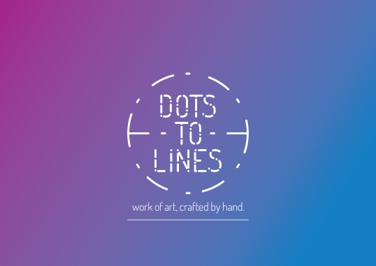 dots to lines reverse