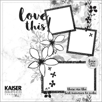 March-Sketch-Challenge Kaiser