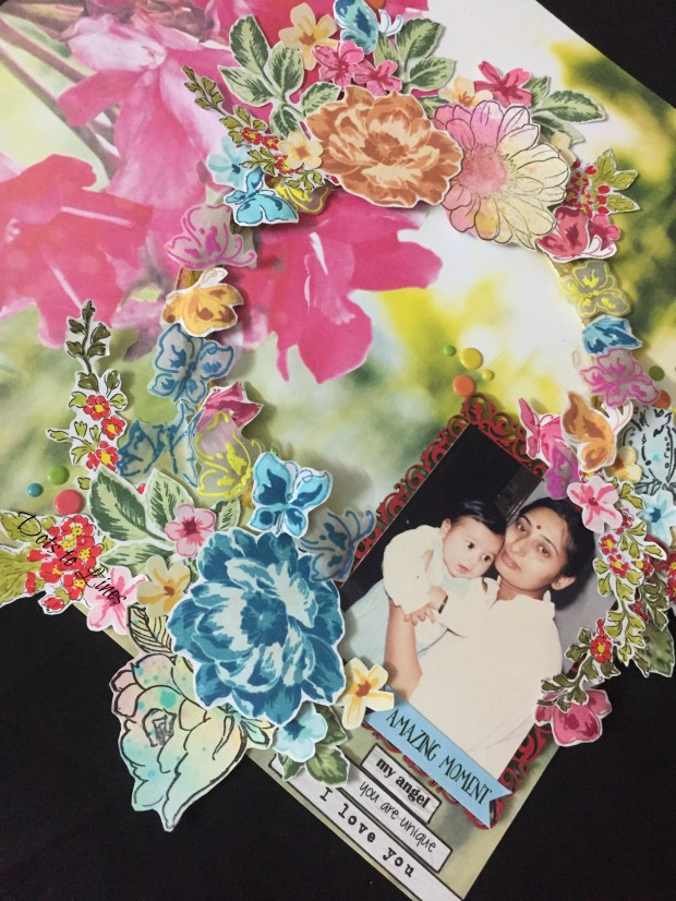 Mother's day layout 5