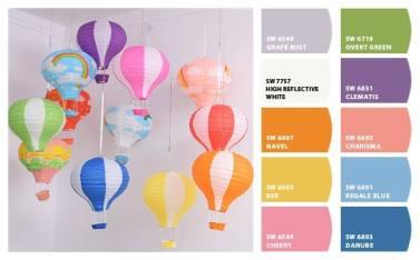 August 15 colours