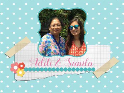 aditi and sunila mam badge