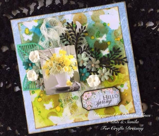 April card