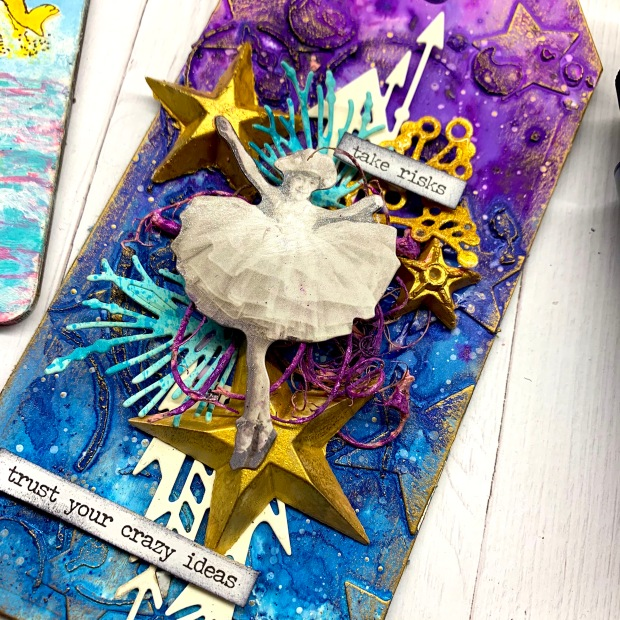 Mixed Media Tag_Mindfulness_Aditi Mahajan_Dots to Lines_Lindys_Oracle Cards_The Crystal Sea Oracle4